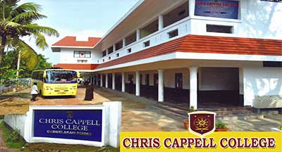 Chris Cappell College India