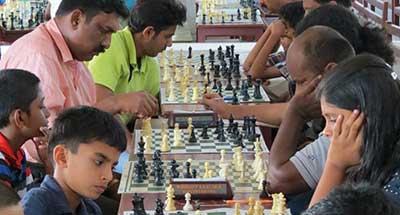 Chris Cappell Memorial Chess Tournament 2015