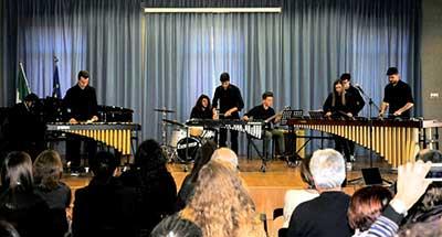 Concerto al Conservatorio di Latina