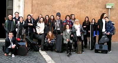Concerto di Natale a Palazzo Venezia