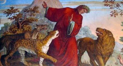 Il bestiario di Dante