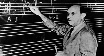 Il rivoluzionario metodo di Arnold Schönberg