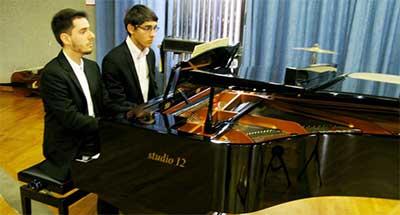 Auditorium del Conservatorio Respighi di Latina
