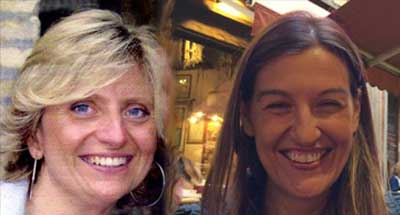 Maria Stella Ardizzone e Silvia Frezzolini