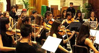 Concerto nella chiesa dei SS. Pio e Antonio