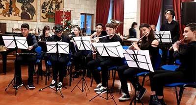 Il Liceo Musicale Chris Cappell al Concorso Internazionale Città di Tarquinia