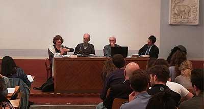 Presentazione del libro La svolta dell'idillio e altre pagine leopardiane di Luigi Blasucci