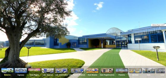 Chris Cappell College Virtual Tour