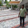 pavimentazione_cortile_chris_cappell_college_paravur_09